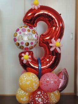 3才誕生日